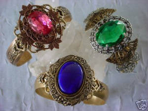 Examples Of Various Cuff Bracelet Designs